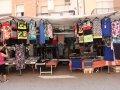 Storica attività commerciale ambulante abbigliamento - Исторический бизнес по торговле одеждой