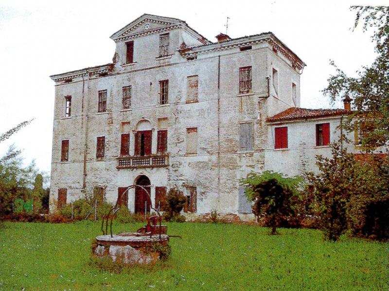 Villa Veneta a Marostica, città degli scacchi - Вилла Венета в Маростике, город шахмат