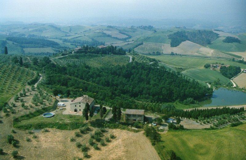CASALE IN TOSCANA  - RESIDENZA D'EPOCA  - Агротуризм в Тоскане - Историческая резиденция